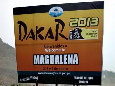"""В Южной Америке начинается ралли """"Дакар-2013"""""""