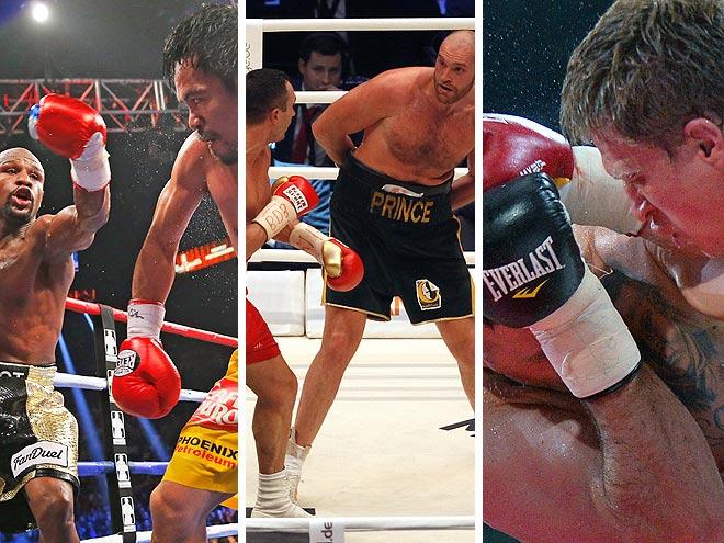Подведение итогов прошедшего года в боксе