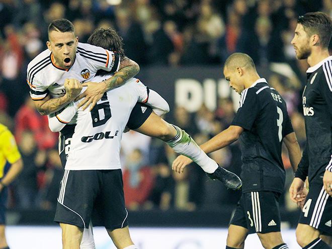 Прогноз ставок на матч «Реал» - «Валенсия»