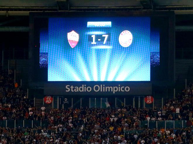 «Рома» — «Бавария»