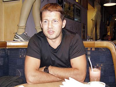 Саленко: у Газзаева киевляне еле ползали по полю