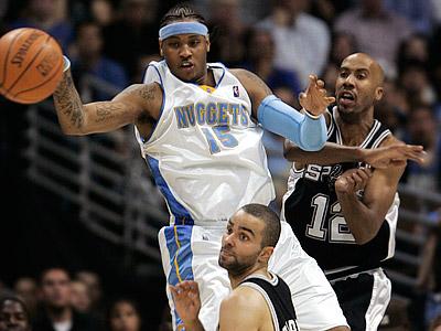 """НБА-2010/11. Из жизни """"жучков"""". День 82-й"""