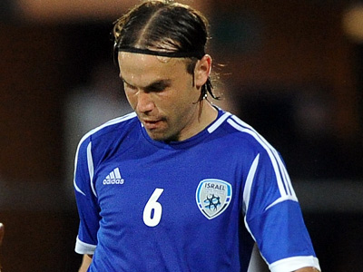 Бибрас Натхо — игрок сборной Израиля