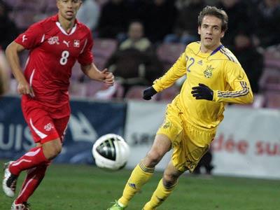 Форвард сборной Украины - о предстящем Евро-2012