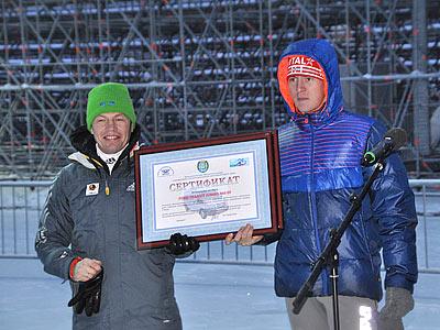 Финал КМ по биатлону остаётся в Ханты-Мансийске