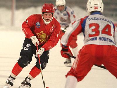 Хоккей с мячом. Итоги 18-го тура чемпионата России