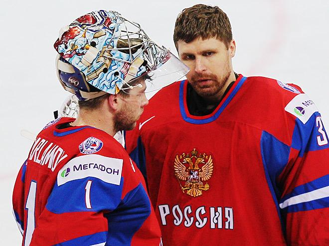 Семён Варламов и Илья Брызгалов
