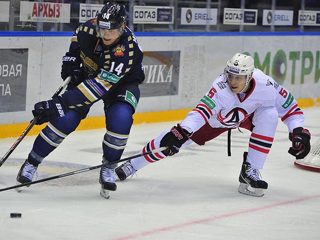 Итоги игрового дня КХЛ 15.09.2014