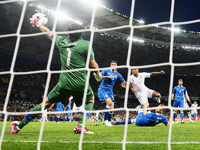 ЧМ-2014. Англия – Италия