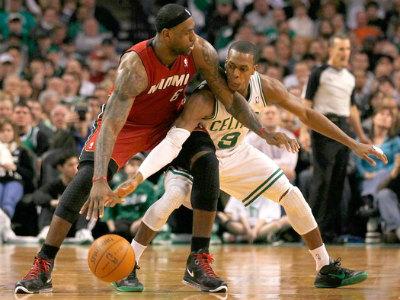 Рондо: «Пожалуй, я – лучший плеймейкер в НБА»