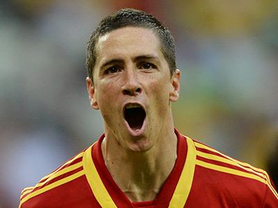 Фернандо Торрес забил в Бразилии 5 мячей