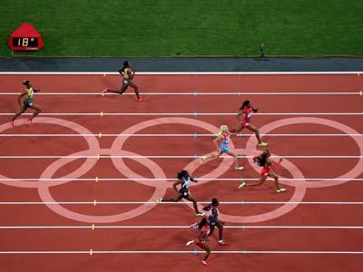 Лондон-2012. Лёгкая атлетика. Интервью Евгения Чена