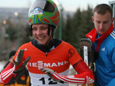 Елена Никитина – о серебре на этапе КМ в Калгари