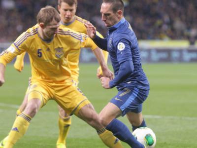 Украина ещё не выигрывала в плей-офф на выезде