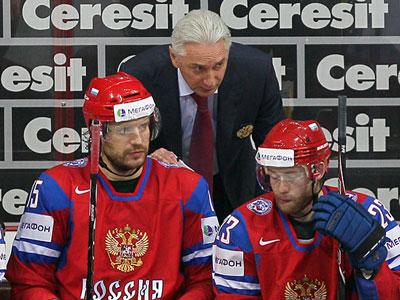Россия – США – 3:8. Пресс-конференция