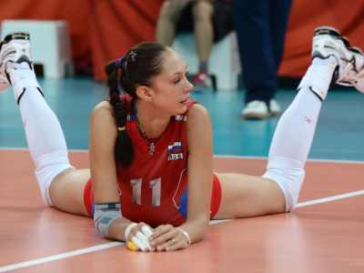 Лондон-2012. Волейбол. Екатерина Гамова