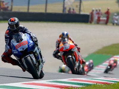 Обзор Гран-при Италии MotoGP-2013