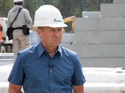 Польховский: комплекс в Сочи будет одним из лучших