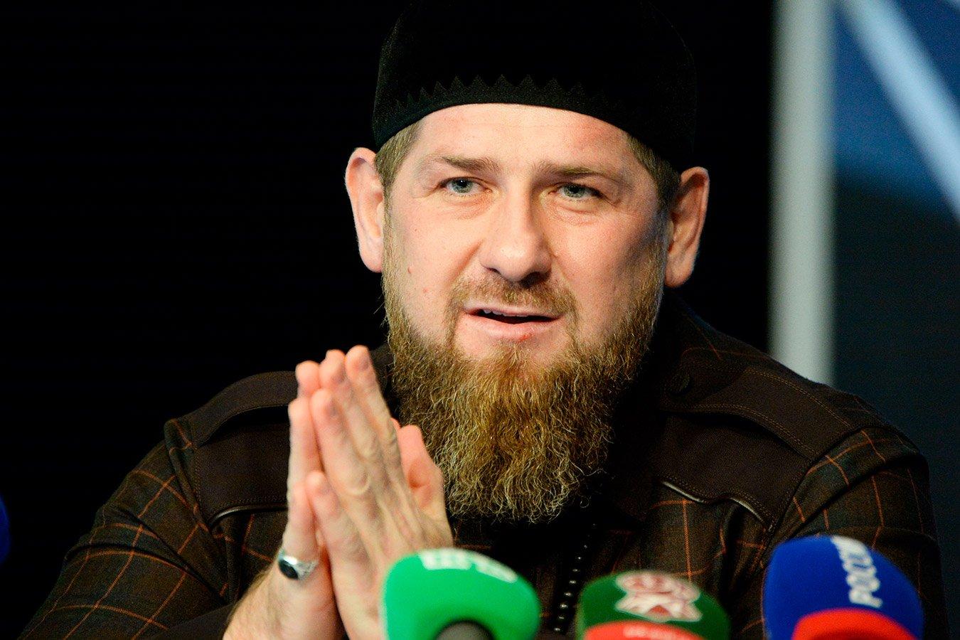 Рамзан Кадыров ответил на вопрос о конфликте с Хабибом Нурмагомедовым