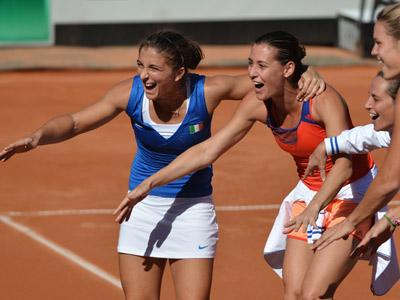 Сборная Италии обыграла Россию в финале