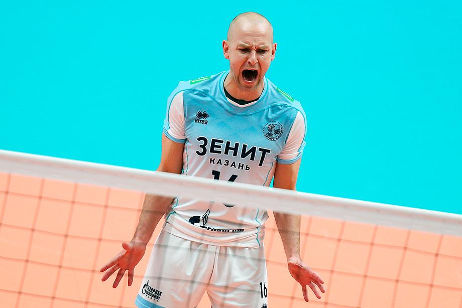 Волейбол, Вербов – о тяжёлой победе «Зенита» над поляками в Лиге чемпионов