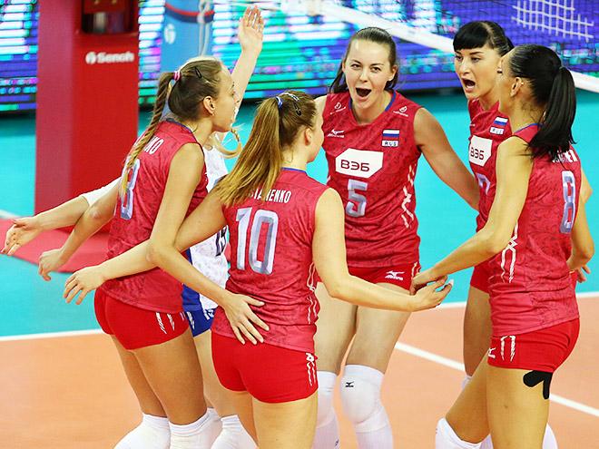 Россиянки одержали четвёртую победу в Гран-при