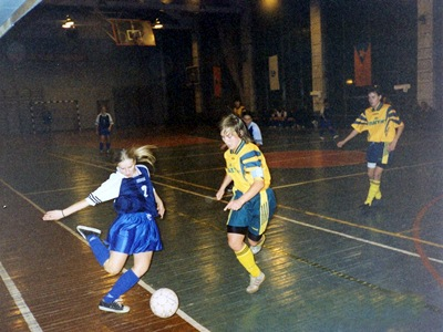 Вспоминаем сезон-1998/1999 в женском мини-футболе