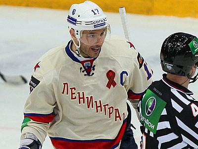 Ковальчук – о СКА и ЦСКА