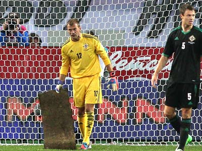Кокорин, Кержаков – о победе над сборной Северной Ирландии