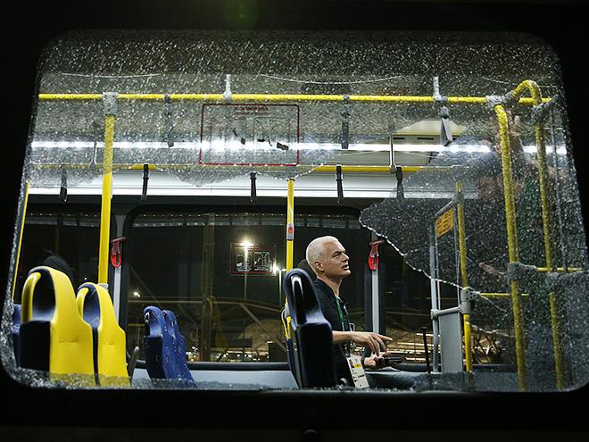 Олимпиада-2016. Аварии, пробки и фавелы в Рио-де-Жанейро