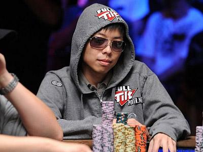 November Nine-2010. Джозеф Чеонг
