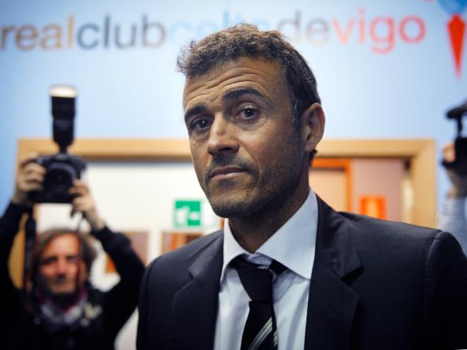 """Луис Энрике может возглавить """"Барселону"""""""