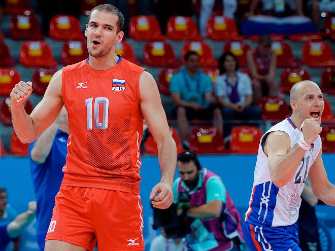 Российские волейболисты отправились на Универсиаду
