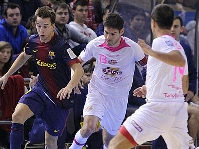 Обзор 9-го тура чемпионата Испании по мини-футболу