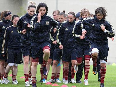 ЧР по футболу среди женщин: лучшие из лучших