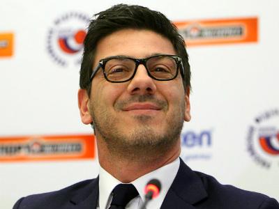 Фотис Кацикарис побывал в редакции «Чемпионат.сom»