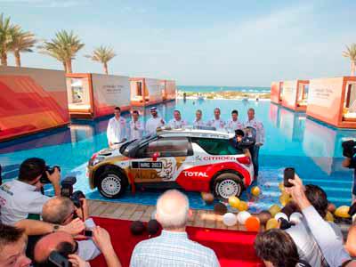 Команды и пилоты чемпионата WRC нового сезона-2013
