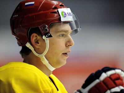Евгений Кузнецов – о подготовке к первому матчу в Стокгольме