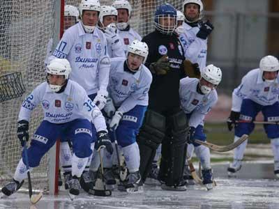 Хоккей с мячом. Итоги 4-го тура чемпионата России