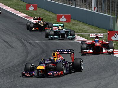 Рейтинг пилотов Формулы-1 за сезон-2013. Часть 2