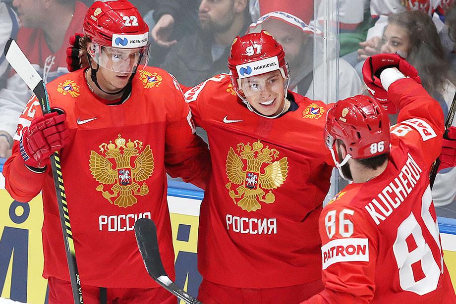 Россия — Чехия — 3:0. Оценки игрокам нашей сборной