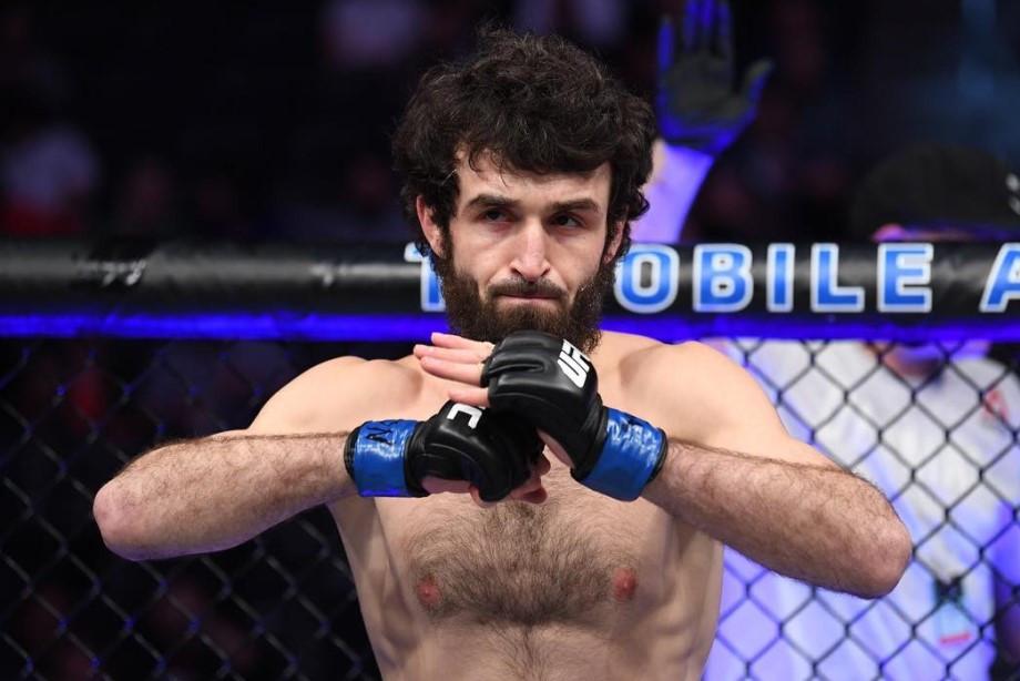 Время Забита. Магомедшарипов одержал пятую победу в UFC