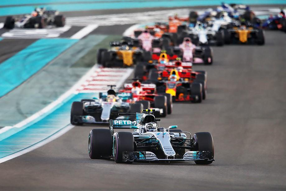 «Жалкое зрелище». СМИ — о финале Формулы-1 и новом логотипе
