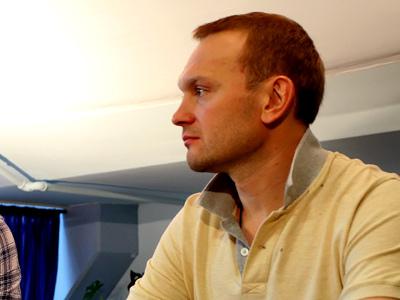 Сергей Гончар ответил на вопросы болельщиков «Металлурга»
