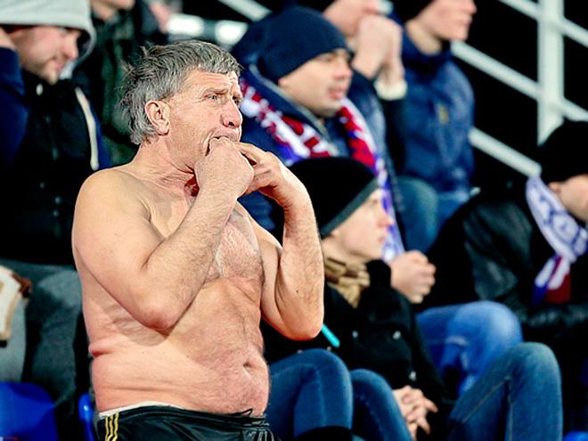 Как дядя Витя стал хедлайнером российского футбола