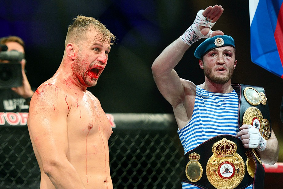 «У нас на примете бой Малдонаду – Лебедев. Слово за «Миром бокса»