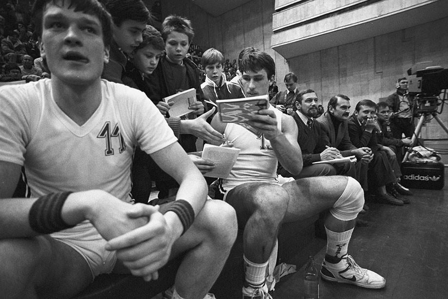 «Здесь книги не читают!». Чемпионы Сеула-88 встретились в Литве
