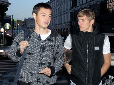Билялетдинов и Павлюченко