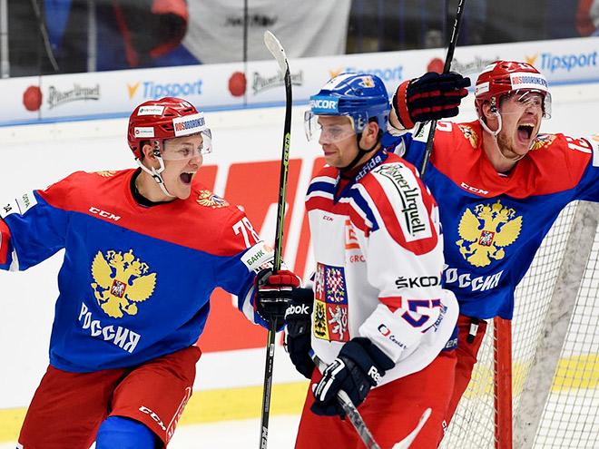 Хоккейные эксперты - о матчах Чехия – Россия