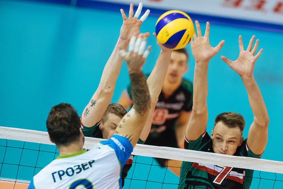 Это вообще законно? Как «Локомотив», «Белогорье» и «Динамо» вылетели из Кубка
